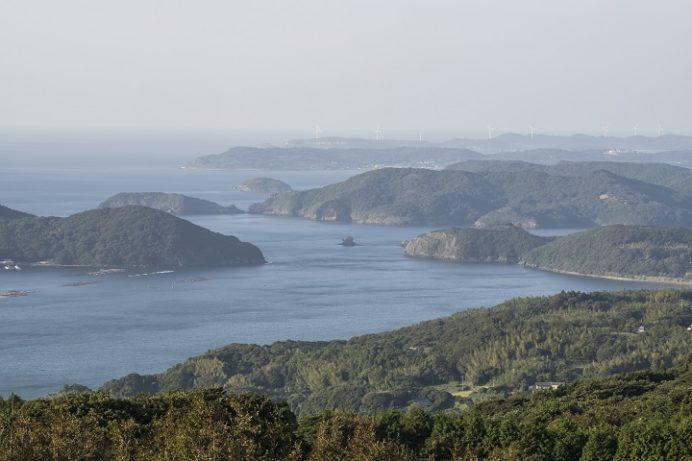 川内峠(長崎県平戸市)