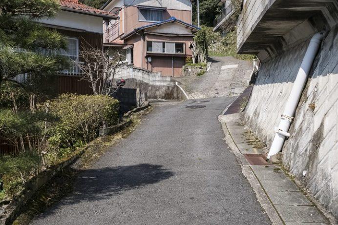 七面山妙光寺(長崎市)