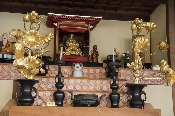 瑠璃光山 妙相寺(長崎市本河内