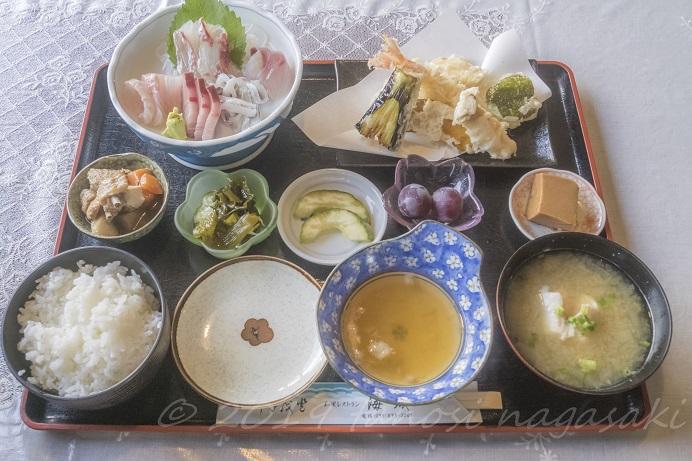 野母崎「和風レストラン 海城」(かいじょう)【海鮮がとびきり美味!】