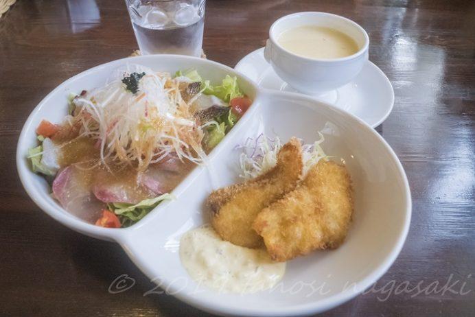 レストラン凪(長崎市野母崎)のおすすめお魚セット