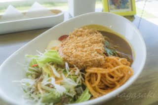「Nomon's Cafe」(野母崎)【軍艦島を望む素敵カフェ】~高島海水浴にあります