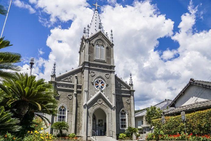 崎津教会(熊本県天草市河浦町)
