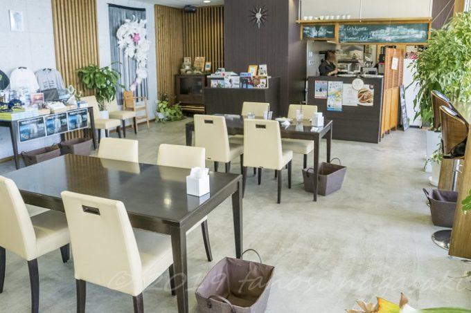 レストランNomon's Cafe(長崎市高浜町、野母崎のカフェ)
