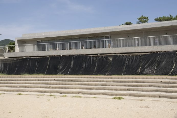 レストランNomon's Cafe(長崎市高浜町、野母崎のカフェ)、高浜海水浴場