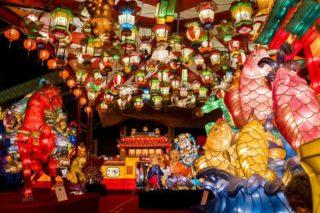 長崎ランタンフェスティバルに絶対行きたくなる!【名画のような画像100点】