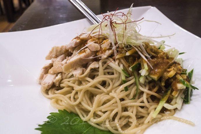 老李(ラオリー) 新地中華街本店の棒々鶏涼麺