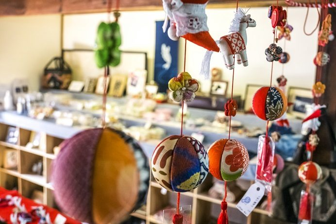 しまばら浪漫ひなめぐりん(島原市)、雛人形、水都 島原かんざらし喫茶