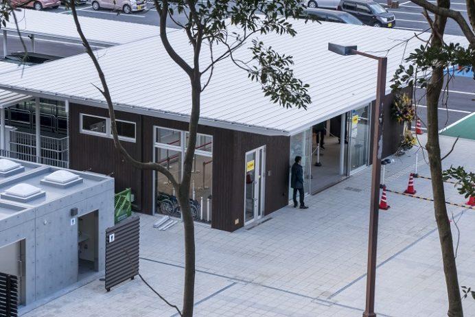 稲佐山バス停から稲佐山スロープカー乗り場までの歩き方