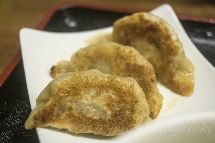 餃子菜館 万徳(長崎市銅座町)のサービスランチセット