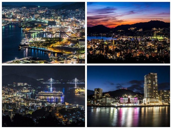長崎の夜景、穴場