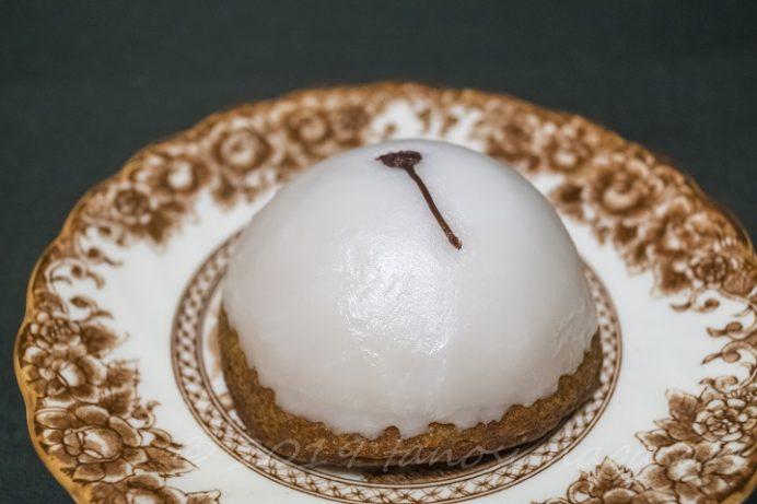 しまばら浪漫ひなめぐりん(島原市)、桃カステラ、お菓子のグランパ