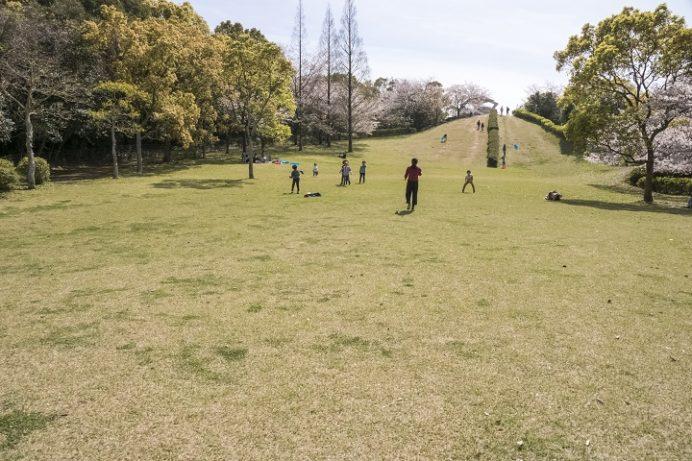 元宮公園(長崎市布巻町、三和地区)