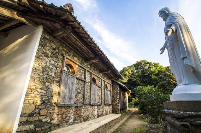 大野教会(長崎県長崎市下大野町)、世界遺産「長崎と天草地方の潜伏キリシタン関連遺産」