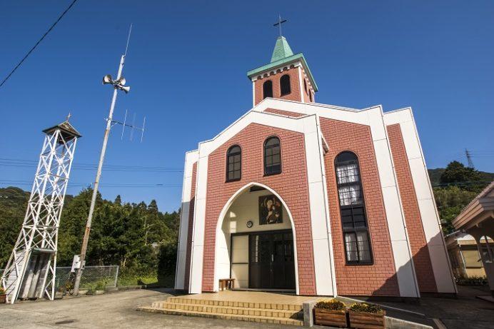 大山教会(長崎市大山町)