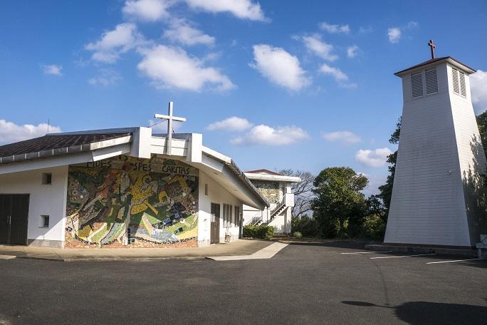 三井楽教会(長崎県五島市)
