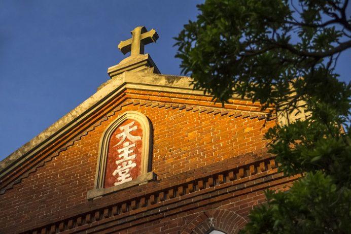 青砂ヶ浦教会(長崎県南松浦郡新上五島町)、国の重要文化財