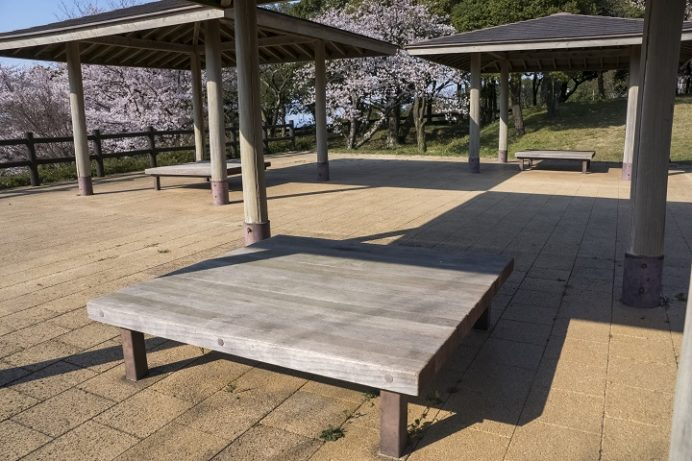百花台公園(雲仙市国見町多比良)