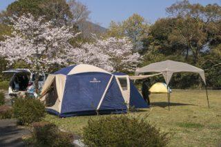 【新型コロナ対策】長崎県で花見ができるキャンプ場4選〈桜100本以上厳選〉