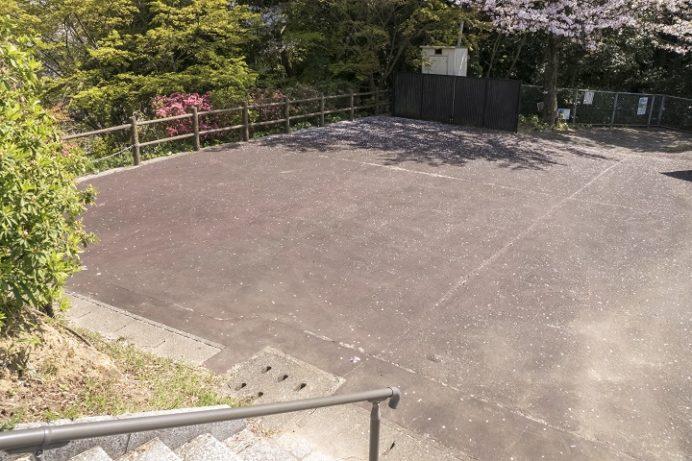 尾崎公園(佐世保市早苗町)