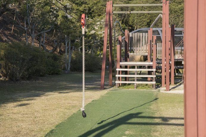 長崎県立大村湾自然公園大崎くじゃく園(東彼杵郡川棚町)、大崎自然公園
