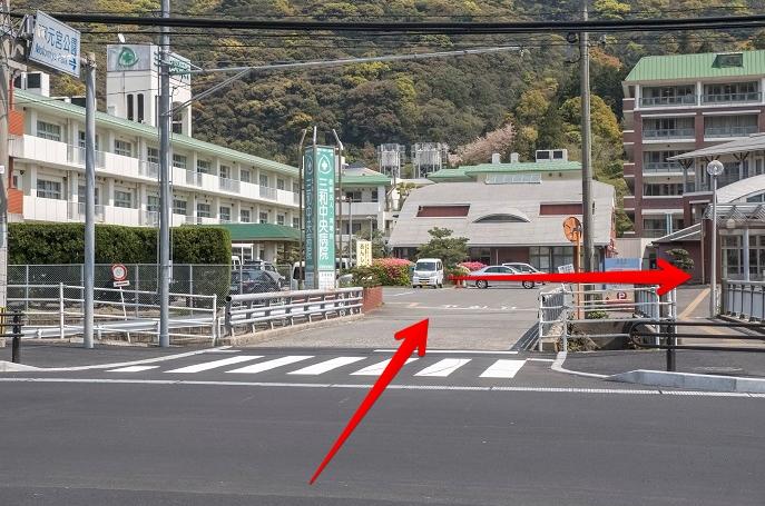 元宮公園(長崎市布巻町、三和地区)のアクセス