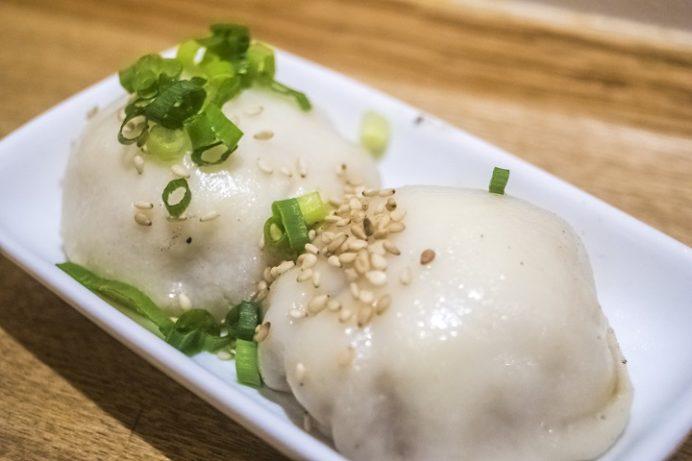 長崎燒小籠包 チャイデリカ(長崎中華街そば)酸辣湯麺ランチメニュー