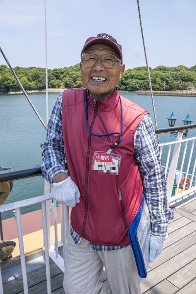 九十九島遊覧船・パールシーリゾート(長崎県佐世保市)、パールクイーン