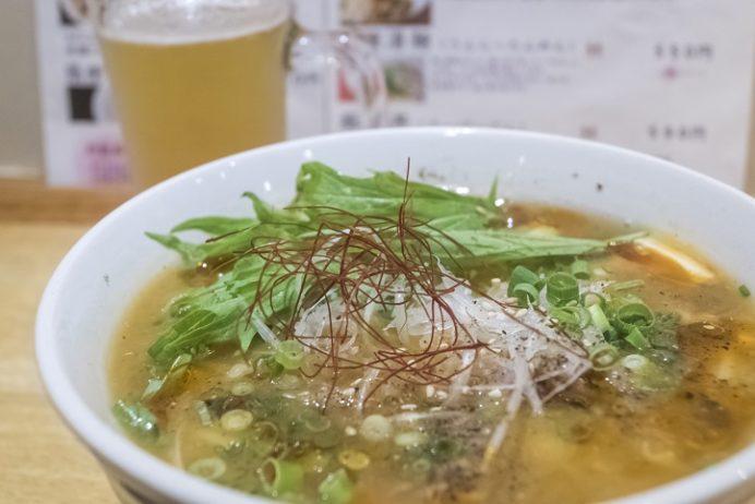 長崎燒小籠包 チャイデリカ(長崎中華街そば)の担々麺