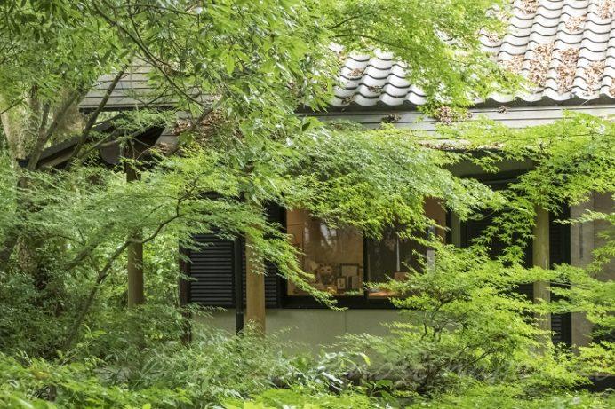 岩戸観光ガーデン(長崎県雲仙市瑞穂町)、そうめん流し