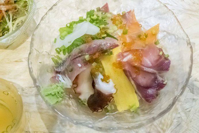 海鮮丼専門店 さかな屋(長崎市平和町)の海鮮丼