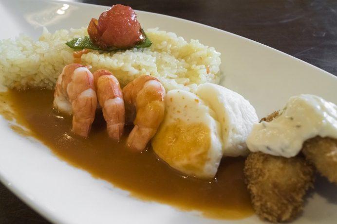出島内外倶楽部レストラン(長崎市出島町)の長崎出島そっぷライス