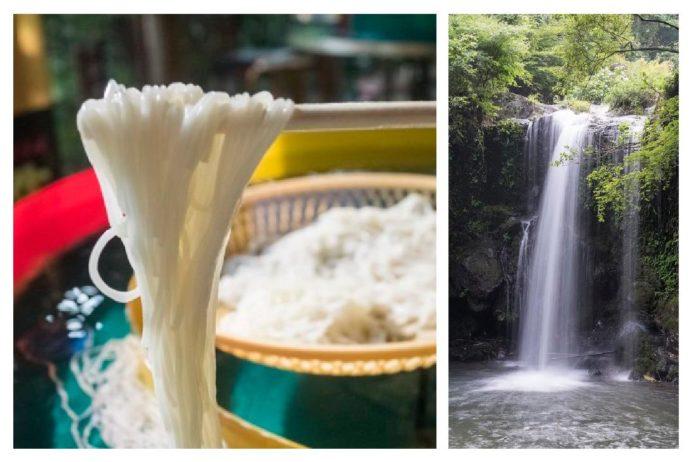 滝の茶屋(南島原市有家町)