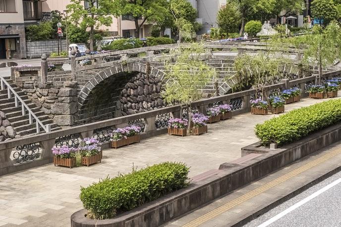 プリムローズ (Primrose)、長崎市古川町、眼鏡橋そば