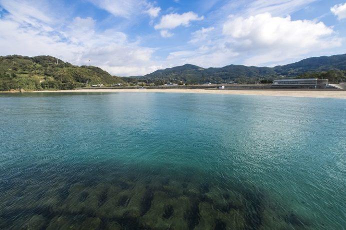 高浜海水浴場(長崎市高浜町野母崎)