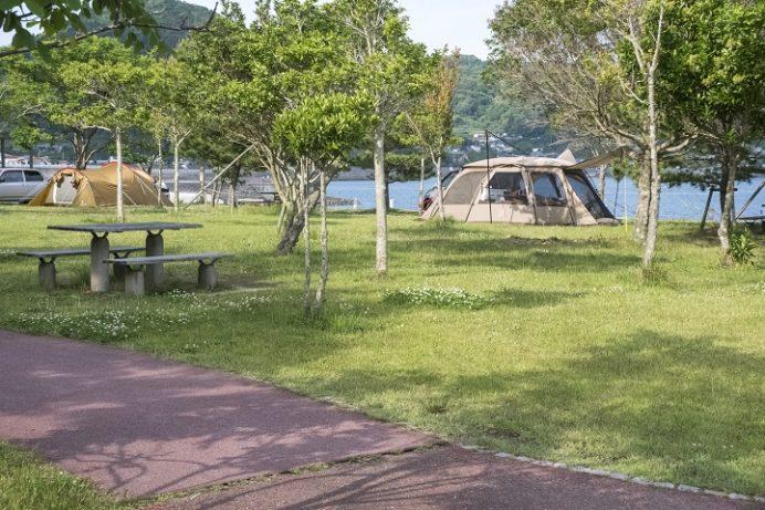 結の浜マリンパーク(諫早市飯盛町)