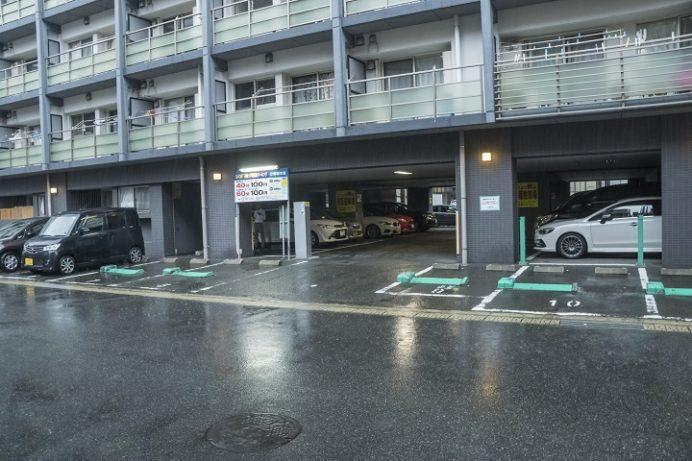 サムティ長崎大学病院前パーキング(浜口町の駐車場)