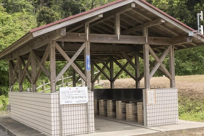 尻久砂里海浜公園(西海市大瀬戸町)
