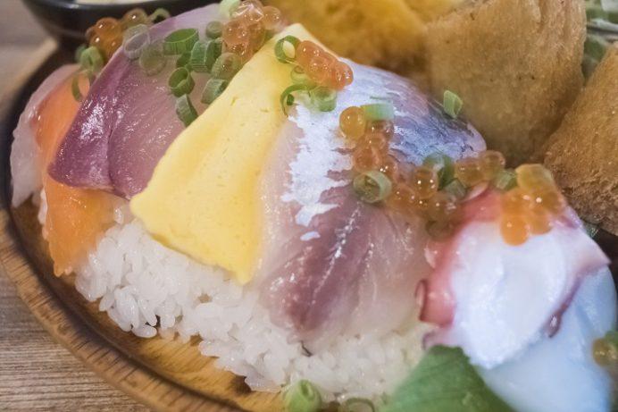 海鮮丼専門店 さかな屋(長崎市平和町)のさかな屋トルコライス