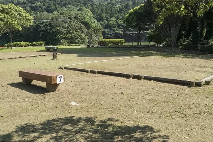 川原大池公園キャンプ場(長崎市三和地区)