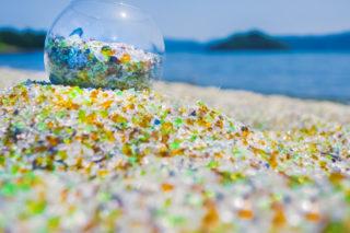 「ガラスの砂浜」(長崎空港そば)で【インスタ映えな写真を〈絶対に〉撮れるテクニック!】