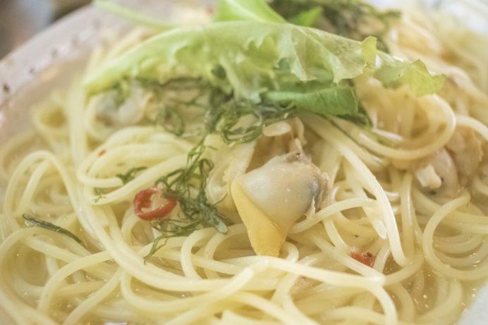 カフェ・ド・ジーノ(長与町まなび野)の本日のスパゲティ