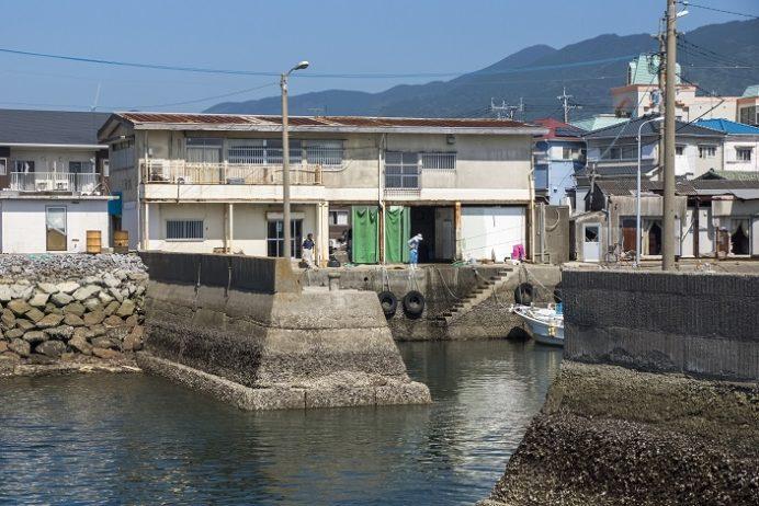 深堀港(長崎市)