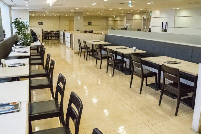 レストラン エアポート (Airport)、長崎空港