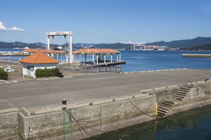 伊王島港(長崎市)