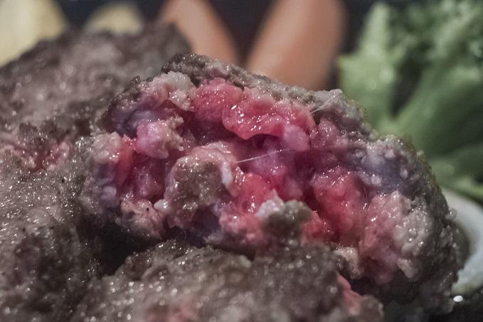 ハンバーグ専門 つばきグリル(東長崎地区、長崎市中里町)の厳選黒毛和牛つばきバーグ