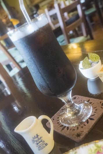 森の魔女カフェ(長崎市西海町琴海地区)、手作りケーキプレートセット