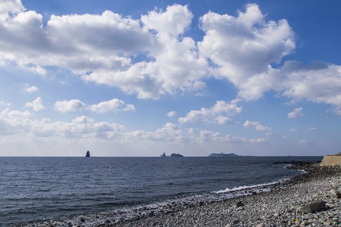大野浜海浜公園(長崎市外海地区)