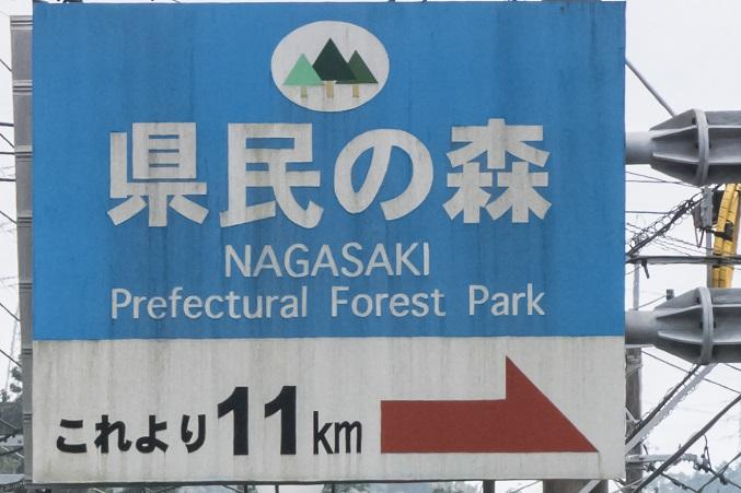 森の魔女カフェ(長崎市西海町琴海地区)、県民の森
