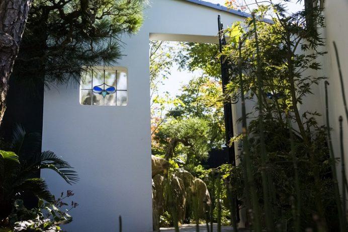 三原庭園(石原和幸デザイン研究所 長崎支社)、長崎市三原
